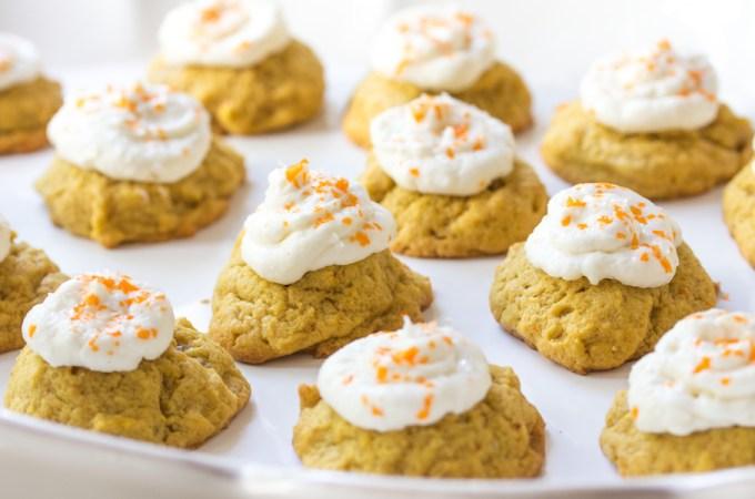 Pumpkin-Coconut Cookies