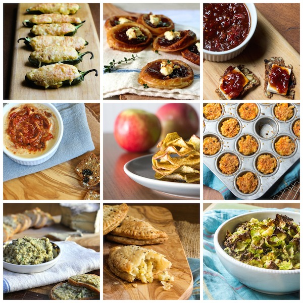 Best 2014 party snacks and appetizers