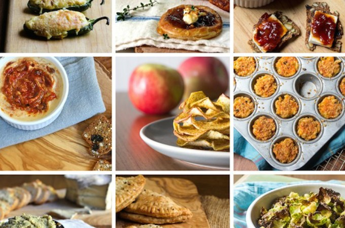 best snacks and appetizers