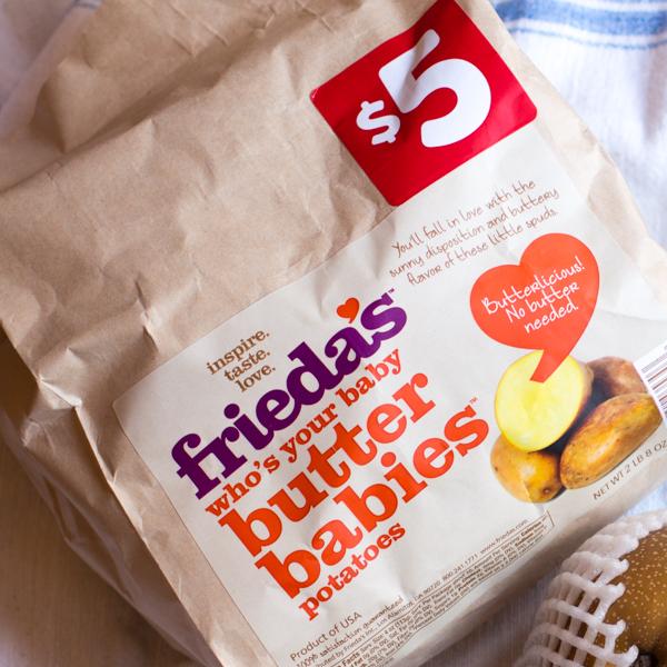 Frieda's Butter Baby Potatoes