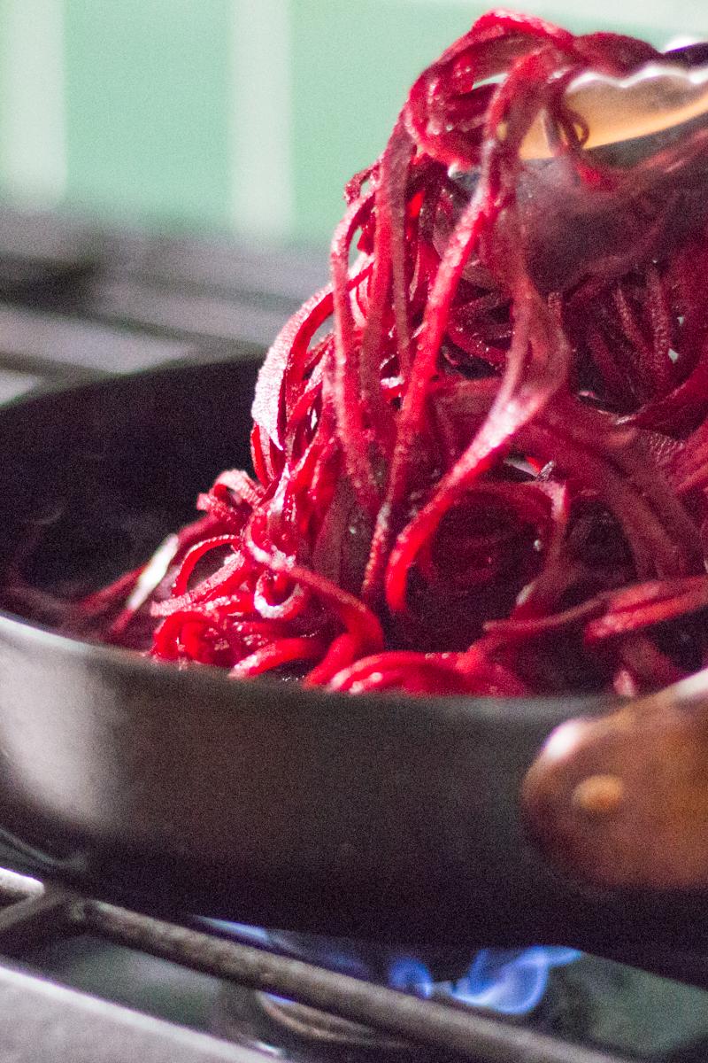 Spabeetie noodles - cooking - 800X1200-1