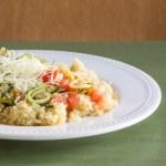 Zucchini Zoodle Scampi