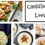 10 ways to have cauliflower