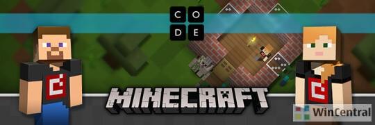 Hour of Code Minecraft