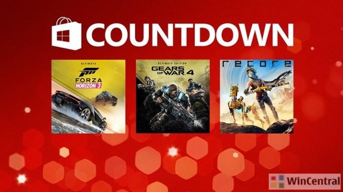 countdown sale