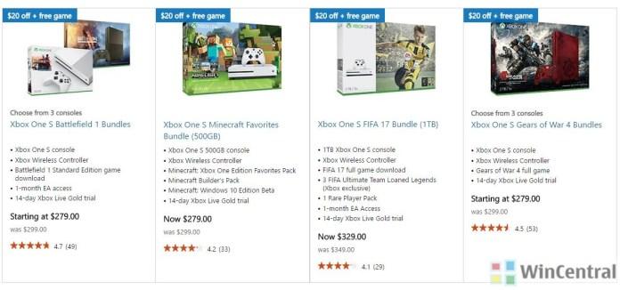 Xbox one deals