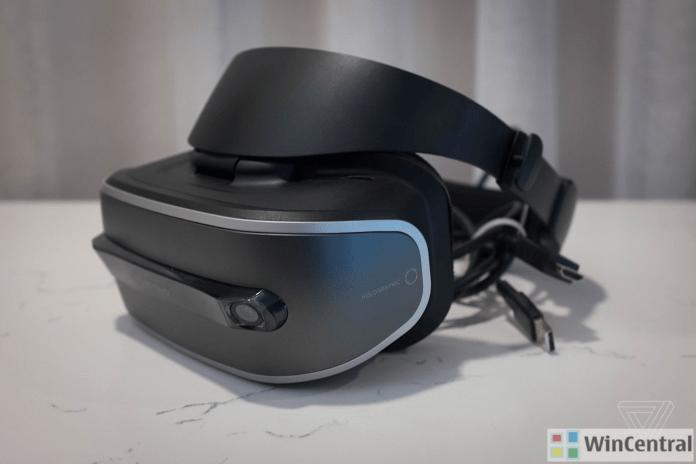 Lenovo VR headset CES 2017