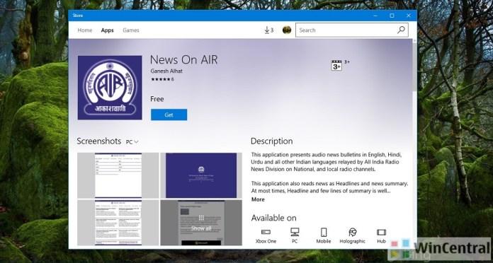 News On AIR