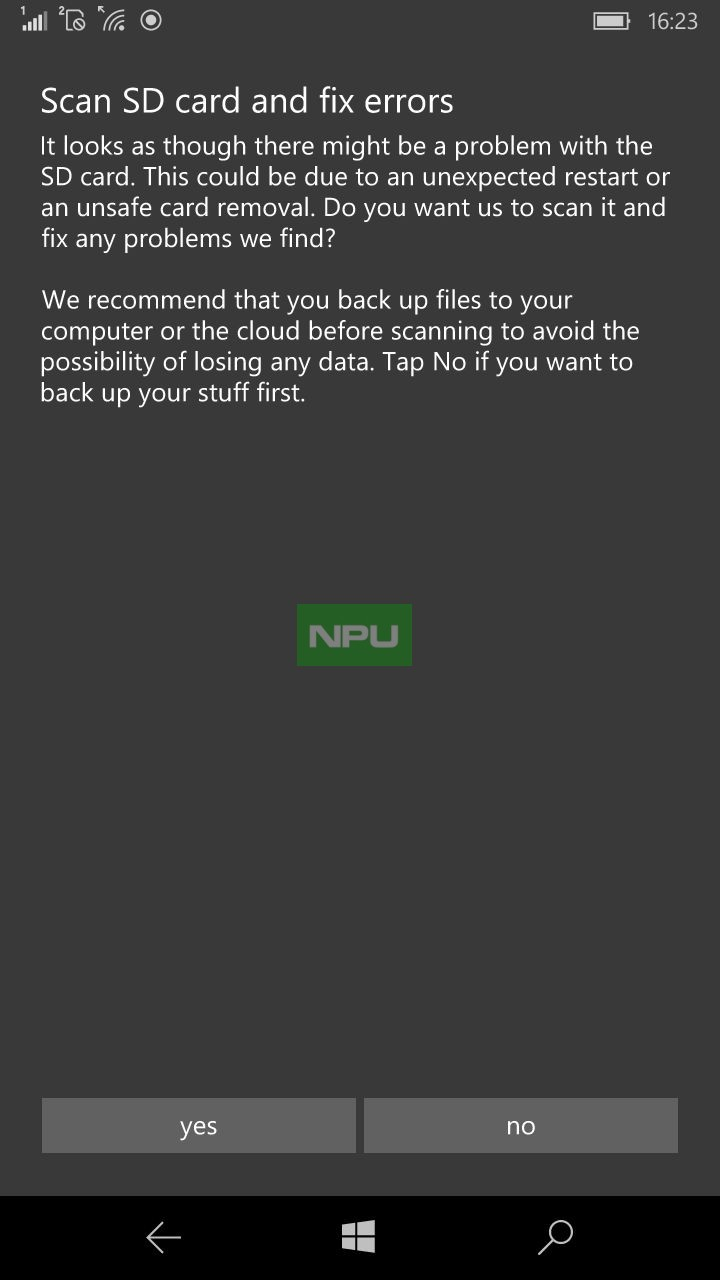 Windows 10 Mobile How To fix