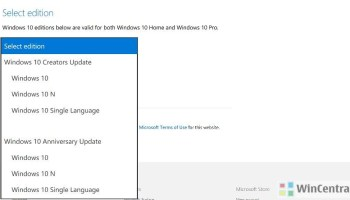 Video] Download official ISO for Windows 10, 7, 8 1, May 2019 (1903