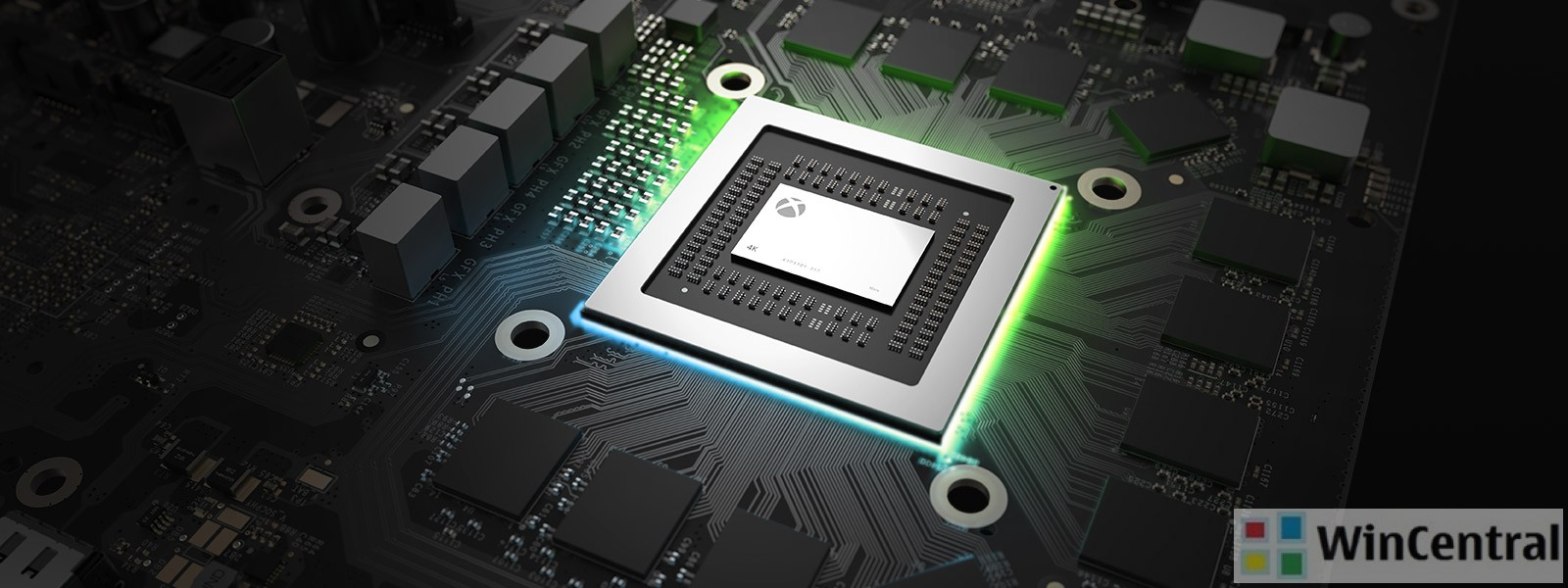 Scorpio Engine in Xbox One X