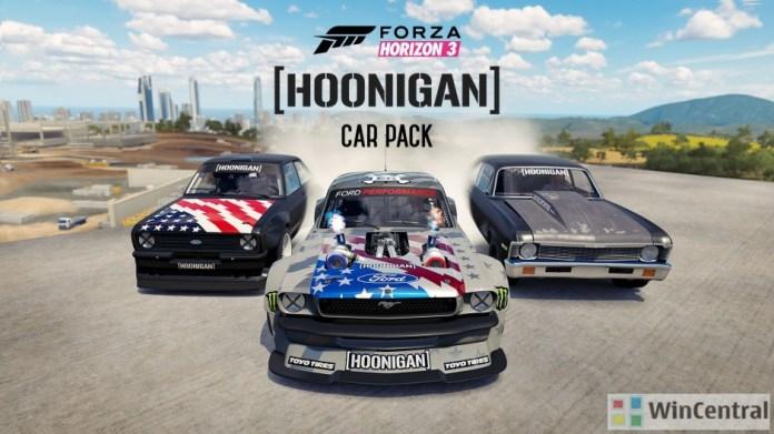 Hoonigan Car Pack