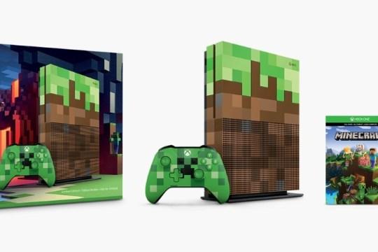 Minecraft Limited Edition Bundle