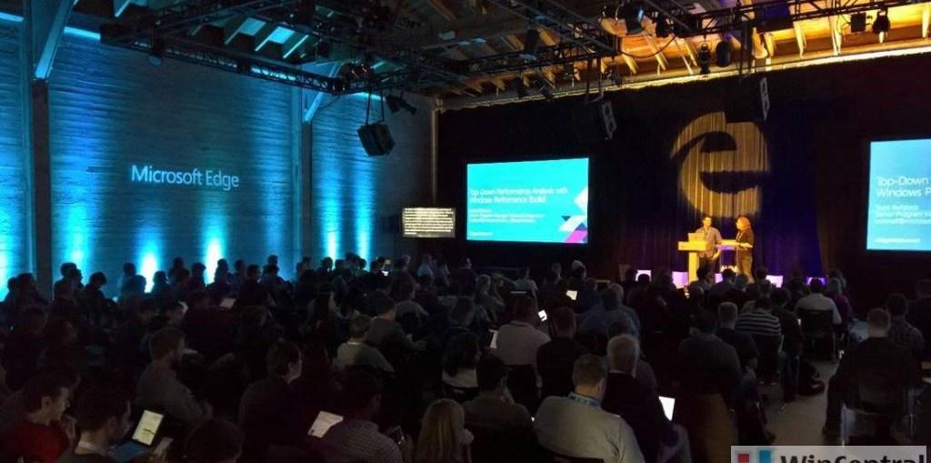 Microsoft Edge Web Summit