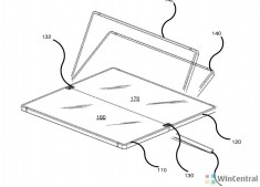 Surface Phone Mobile Andromeda free-stop Hinge