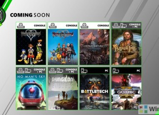 Xbox Game Pass Titles for Console and PC