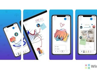 Microsoft Whiteboard iOS app
