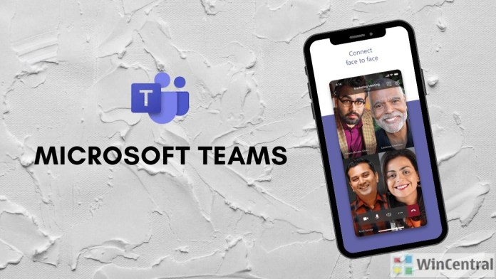Microsoft Teams Mobile app