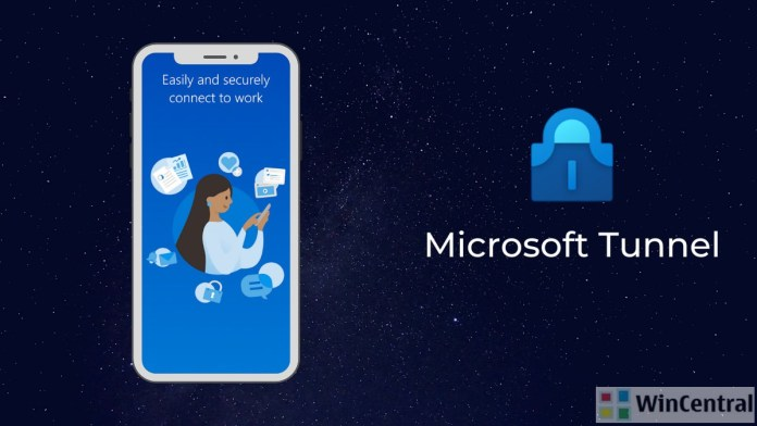 Microsoft Tunnel Android app