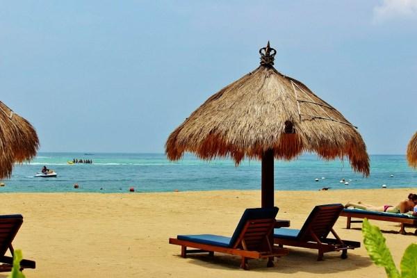 Nusa Dua Beach - Things to do in Bali