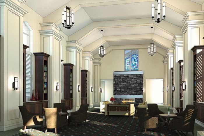 The Windsor Retirement Residence, Kingston Meeting Room