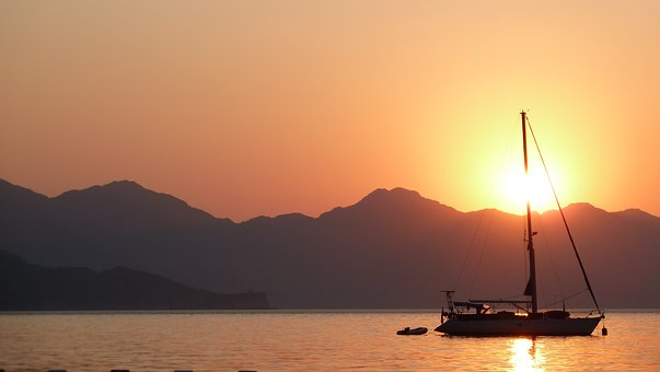 Turkey's Mediterranean coast provides a nice escape from the rigours of wine touring.