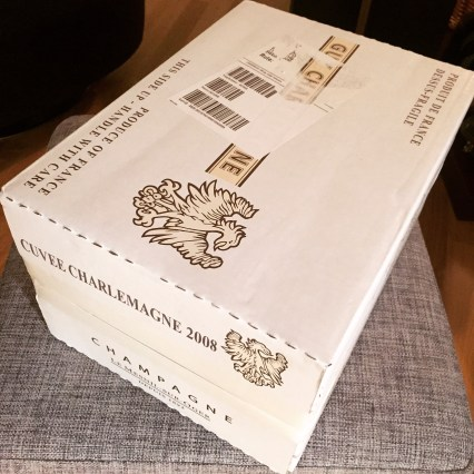 Box of Charlemagne 2008