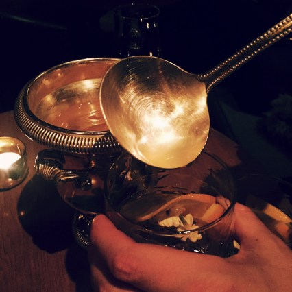 Punch at the Punch Room @ Marriott London Edition