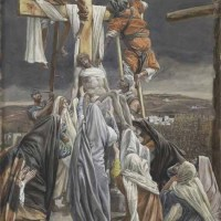The Passion of Christ Illustrated by James J. Tissot