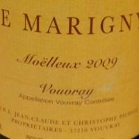 Pichot Le Marigny Moelleux