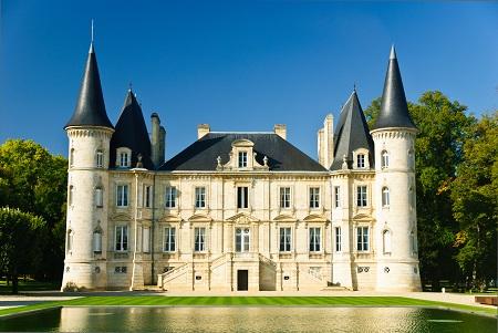 Chateau Pichon Longueville Bordeaux