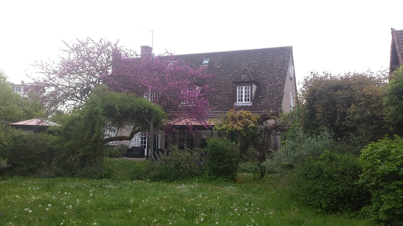 House In Beaune Safely In Burgundy