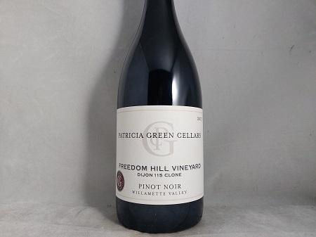 Patricia Green Freedom Hill Vineyard Pinot Noir 2017