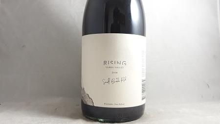 Rising Small Batch Red Shiraz Pinot Noir Yarra Valley 2018