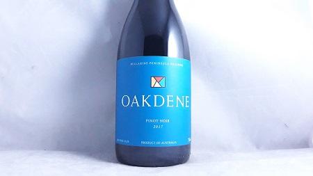 Oakdene Blue Label Pinot Noir Geelong 2017