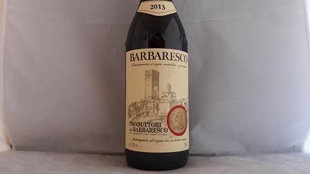 Produttori Del Barbaresco Estate Barbaresco 2013