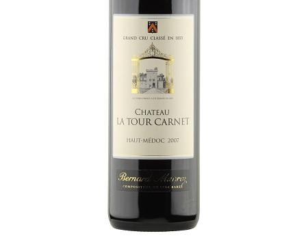 Chateau La Tour Carnet Haut-Medoc 4th Growth 2019