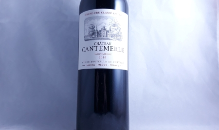 Chateau Cantemerle Haut Medoc 5th Growth 2016