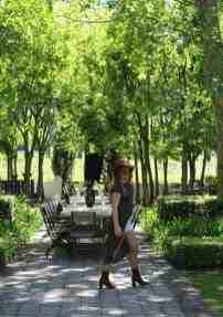 Grande-Provence-nougat-and-wine-pairing gardens 3
