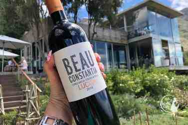 Beau Constantia lucca and tasting room