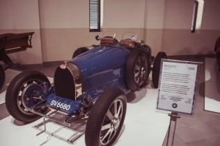 Anthonij Rupert Wyne Bugatti Vintage Car Musuem Franschhoek