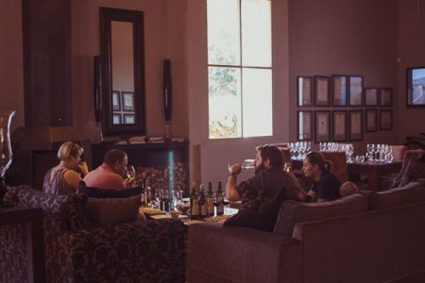 Nederburg tasting lounge