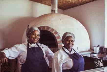 Bellevue Wine Estate Woodfired Pizza staff