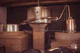 Bellevue Pot still