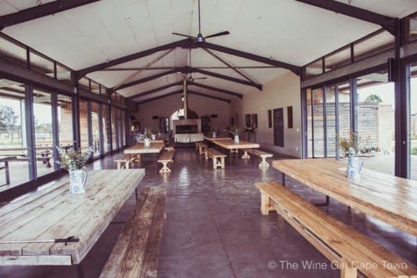 Plettenberg Bay Winelands wine route Kay and Monty Vineyards wine tasting room
