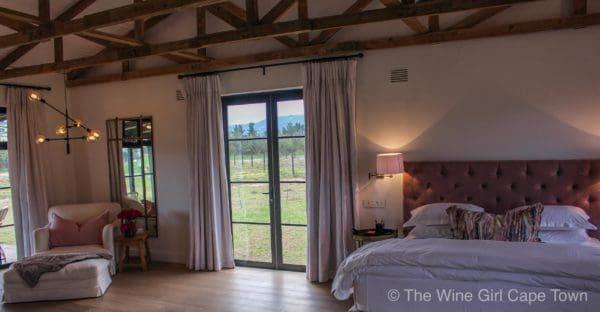Newstead Family vineyards plettenberg Bay accommodation