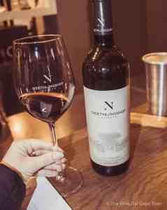 Neethlingshof wine tasting