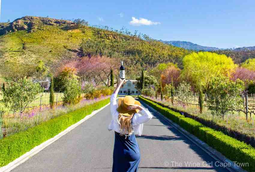 Franschhoek Wine Valley Swing into Spring