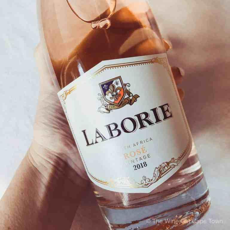 Laborie Rosé wine