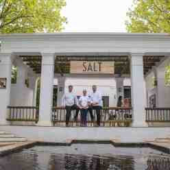 SALT at Paul Cluver Wines Restaurant Chefs reopens